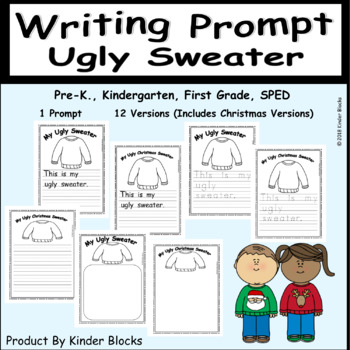 Ugly (Christmas or Winter) Sweater Writing Prompts