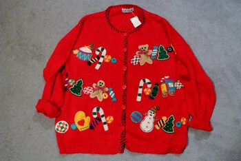 Ugly Christmas Sweater  Writing and Art Activity