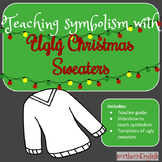 Ugly Christmas Sweaters - Teaching Symbolism