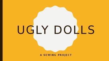 Ugly Dolls Art Project