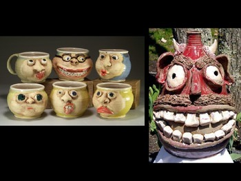 Ugly Face Jug Powerpoint