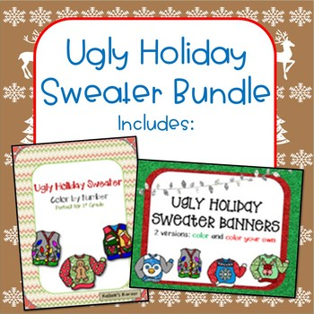 Ugly Sweater Bundle