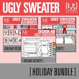 Ugly Sweater Bundle (Templates, Certificates and Decor)