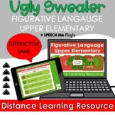 Ugly Sweater Figurative Language Game