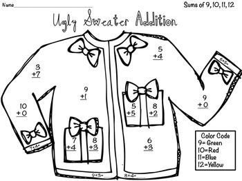 Ugly Sweater Math