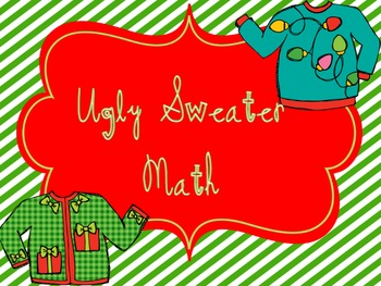 Ugly Sweater Math