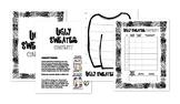 Ugly Sweater Math Activity - 1st 2nd Grade