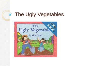 Ugly Vegetables HMH Journeys 2nd grade