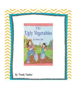 Ugly Vegetables Journey's flipchart