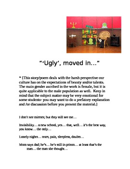 """""""'Ugly' moved in"""" [*New Book Trailer]"""
