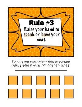 Uh-Oh I Broke a Rule - Whole Brain Teaching