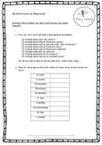 Uimhreacha Pearsanta - Irish Grammar Activities