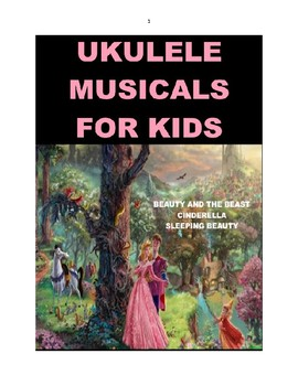 Ukulele Musicals for Kids