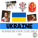 Ukraine: An Introduction to the Art, Culture, Sights, and Food
