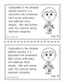 Ukraine Country Booklet - Ukraine Country Study - Interactive and Differentiated