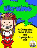 Ukraine Country Study ~ Integrated Social Studies & Language Arts Complete Unit!