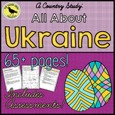 Country Study: Ukraine - A Unit Plan - World Communities