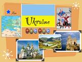 Art Presentation: Ukrainian Easter Egg Craft