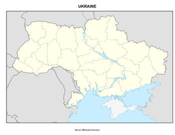 Ukraine Geography Quiz