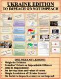 Ukraine: Impeachment or Not to Impeach