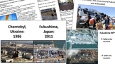 Ukraine's Chernobyl and Japan's Fukushima Nuclear Accident