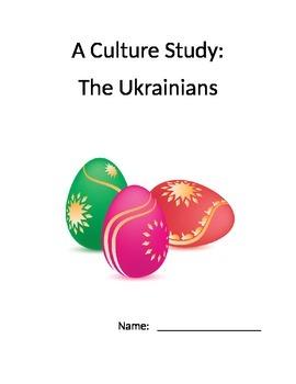 Ukrainian Culture Study Booklet