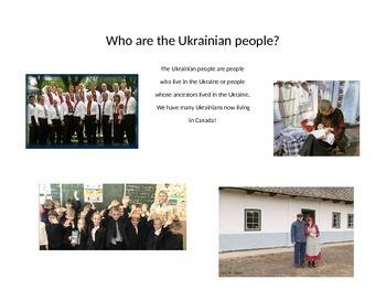 Ukrainian Culture Study Presentation