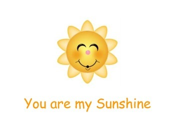 Ukulele Basics : You are my Sunshine