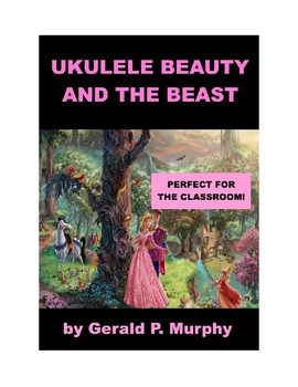 Ukulele Beauty and the Beast Musical for Kids