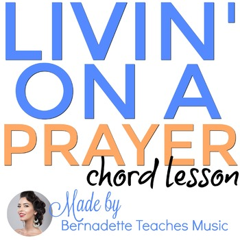 Ukulele Chord Lesson - Livin' On A Prayer - Bon Jovi