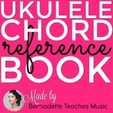 Ukulele Chord Reference Book!