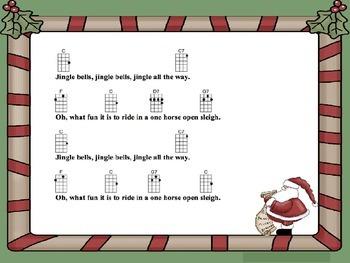 Ukulele Christmas