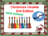 Ukulele Christmas Bundle - 15 Holiday Songs