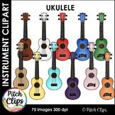 Ukulele Clip art (clipart) Makala Dolphin and generic - Co
