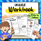 Ukulele Course for Kids (Worksheets)