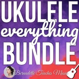 Ukulele Everything! (Growing Bundle)