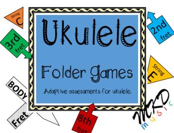 Ukulele Folder Games