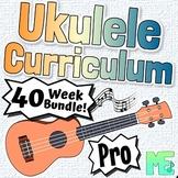 Ukulele Curriculum ~PRO~ Beginner to Advanced Ukulele Lessons