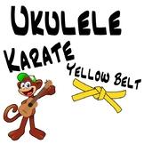 Ukulele Karate - Beginner Ukulele Lesson 2, Yellow Belt