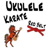 Ukulele Karate - Beginner Ukulele Lesson 7, Red Belt