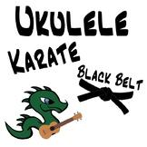 Ukulele Karate - Beginner Ukulele Lesson 9, Black Belt