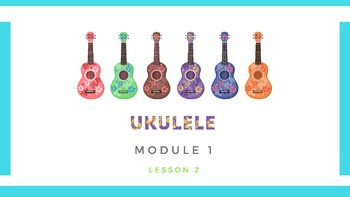 Ukulele Module 1 (Bundled Deal)