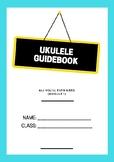 Ukulele Module 1 Guidebook