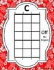 Ukulele Open Tuning Chord Charts
