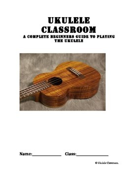 Ukulele Resource Book