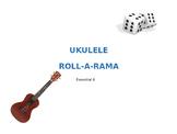 Ukulele Roll-A-Rama - Essential 8 (Freebie)