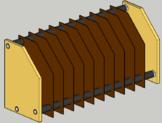 Ukulele Storage Rack design
