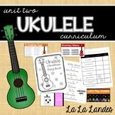 Ukulele Unit for the Music Classroom- Two