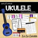 Ukulele Unit for the Music Classroom- One