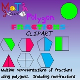 Ulimate Polygon Fraction Set